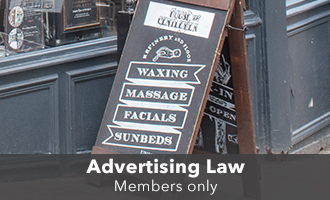 Advertising Law Guide