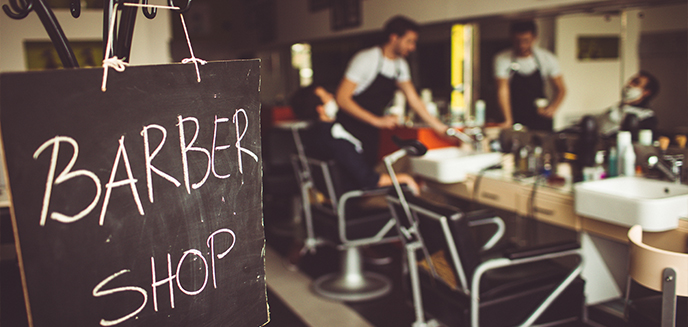 cut out inequality at your barbershop nhf