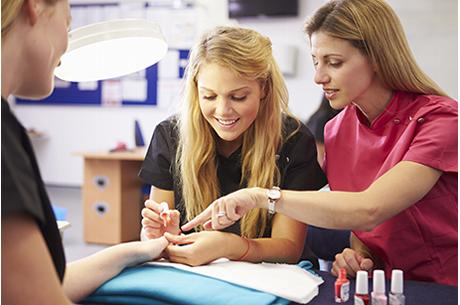 The beauty therapist apprenticeship at level 2 is approved for delivery!