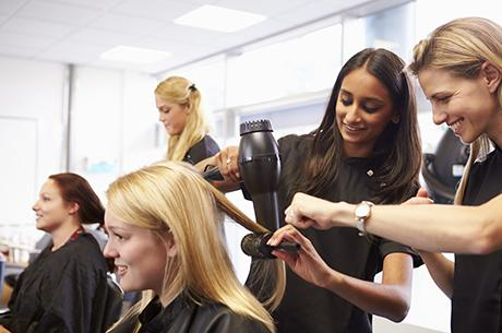T level qualifications for hair and beauty in the pipleline, says the NHF/NBF