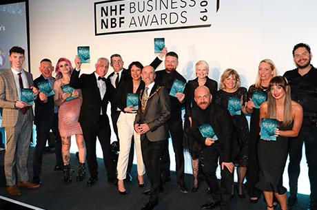 Winners of National Hair & Beauty Federation Business Awards revealed