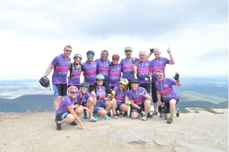 Putting the Pedal to the Metal:  Industry Charity Bike Ride Raises £9,638.55