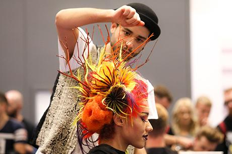 The NHF's national floor competition crowns Britain's Best stylists and barbers