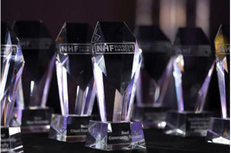 Winners of the NHF's Business Awards revealed at glittering ceremony