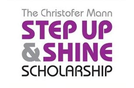 Finalists of the Christofer Mann Step Up & SHINE scholarship are announced